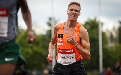 Topi Raitanen – Suomen mitalitoivo